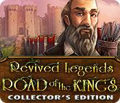Functie screenshot spel Revived Legends: Road of the Kings Collector's Edition