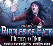 Feature screenshot game Riddles of Fate: Memento Mori Collector's Edition