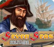 Functie screenshot spel Seven Seas Solitaire