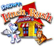 Snowy Lunch Rush game play