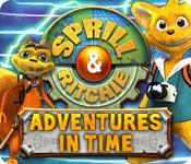 Sprill and Ritchie: Adventures in Time game play