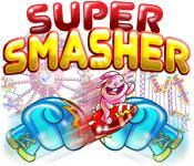 Functie screenshot spel Super Smasher