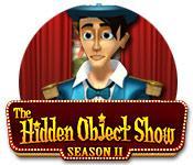 The Hidden Object Show: Season 2 game play