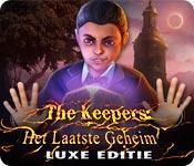 Functie screenshot spel The Keepers: Het Laatste Geheim Luxe Editie