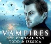 Functie screenshot spel Vampires: Het Verhaal van Todd & Jessica