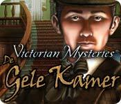 Victorian Mysteries®: De Gele Kamer game play