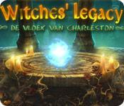 Functie screenshot spel Witches' Legacy: De Vloek van Charleston