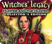 Functie screenshot spel Witches' Legacy: Hunter and the Hunted Collector's Edition