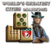 Functie screenshot spel World's Greatest Cities Mahjong