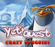 Yeti Quest: Crazy Penguins game play
