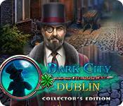 Har skärmdump spel Dark City: Dublin Collector's Edition