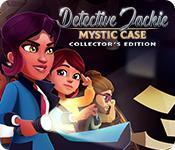 Har skärmdump spel Detective Jackie: Mystic Case Collector's Edition