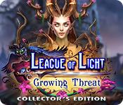 Har skärmdump spel League of Light: Growing Threat Collector's Edition