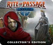 Feature screenshot game Rite of Passage: Bloodlines Collector's Edition